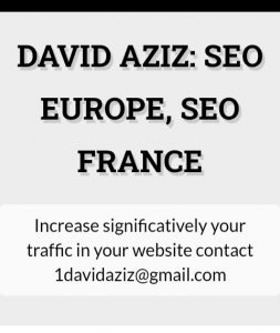 David Aziz expert seo