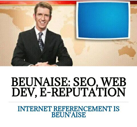 reputation, seo,serp, beun'aise